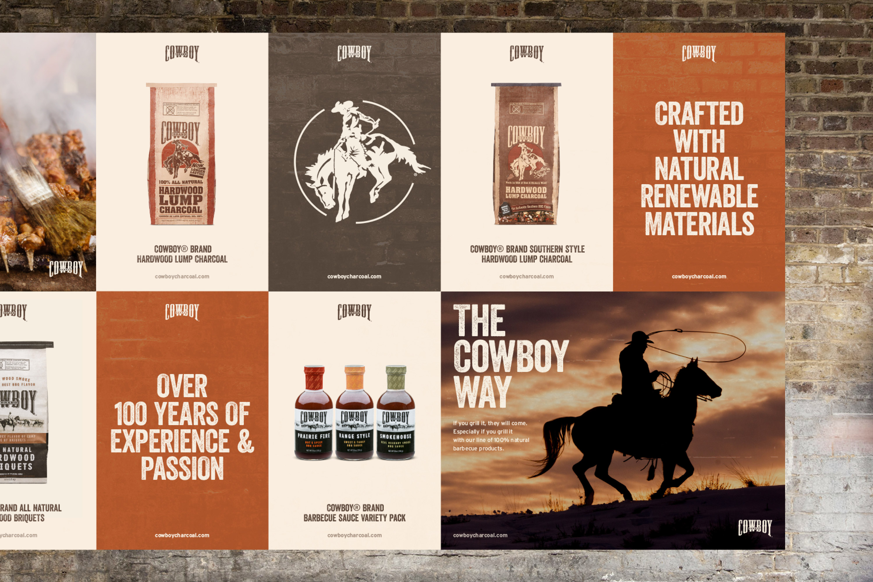 Cowboy_Charcoal_Posters