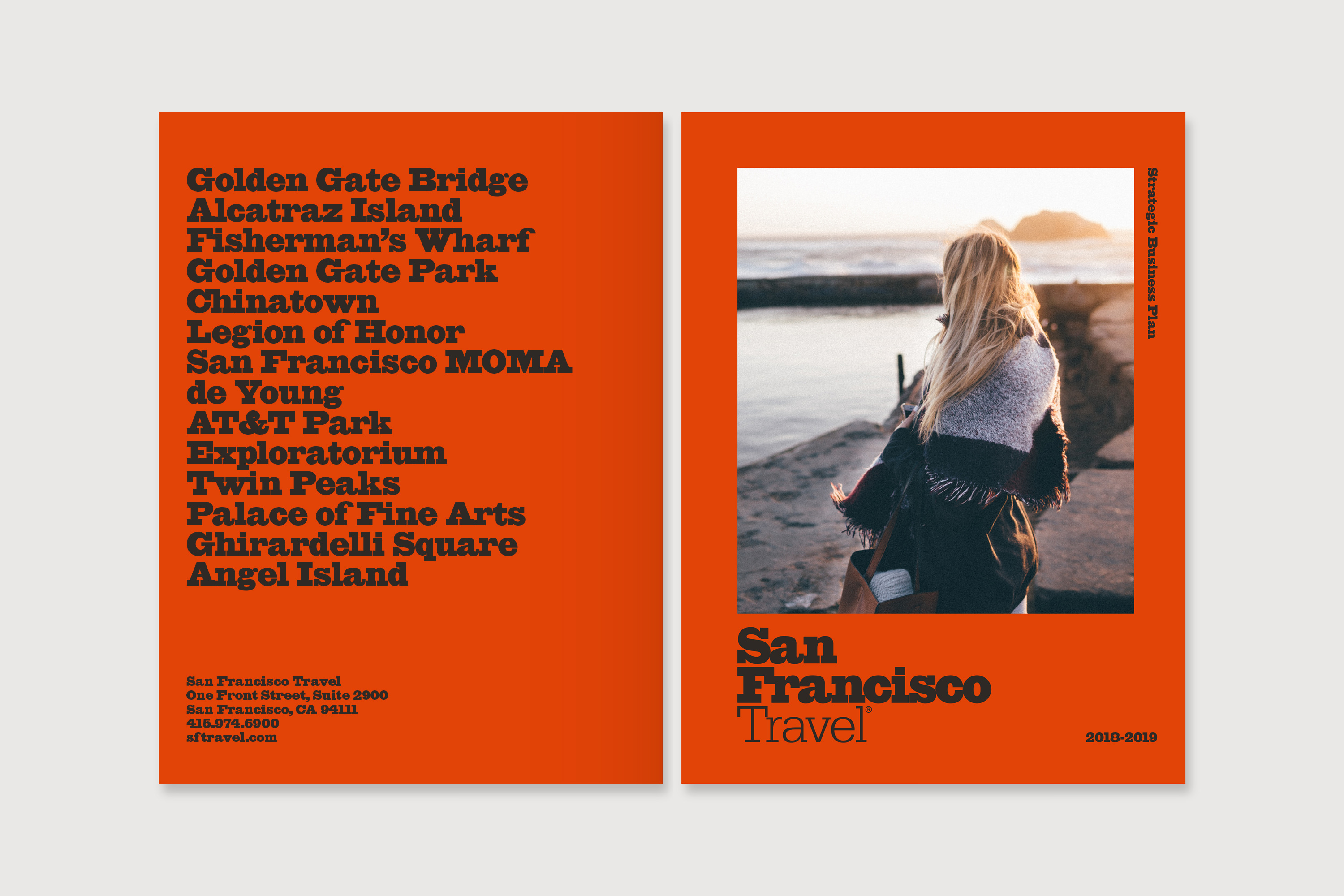 San Francisco Travel Strategic Businesses Plan 2018